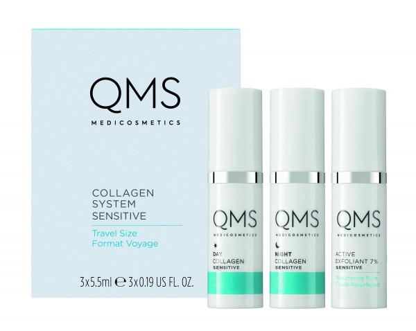 QMS Collagen System Travel Size 3x5,5 ml