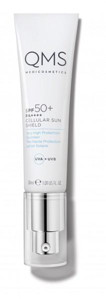 QMS Cellular Sun Shield SPF 50 30 ml