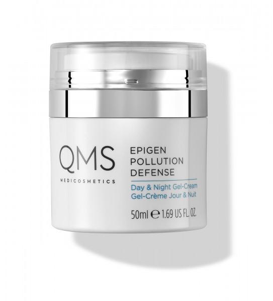 QMS Epigen Pollution Defense Day & Night Gel- Cream